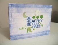 Flu Free Poster