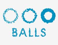 Balls Family - Free Font