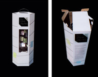 Paper Clipelier / utility lamp with packaging