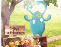 TMN Kids - Jogo Primavera