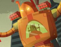:::Monsters in Robots:::