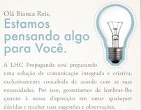 E-Mail Marketing Personalizado - LHC Propaganda