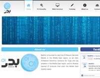 Badr 01 Website