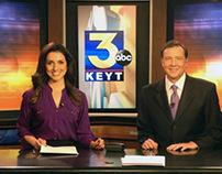 KEYT News Promo Photography