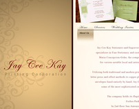 Jay Cee Kay Website Design and Development