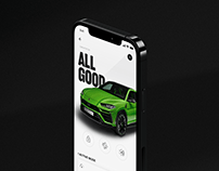 Lamborghini — Connected App