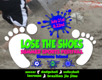 Lose the Shoes Event