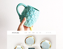 UI Case Study: Pottery Lodge