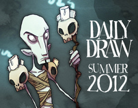 Daily Draw Summer 2012
