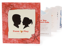 Pop up book for love