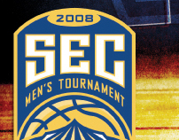 2008 SEC Men's Basketball Tournament Program