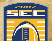 2007 SEC Football Championship Game Program