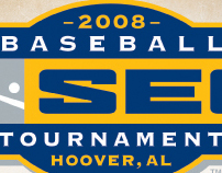 2008 SEC Baseball Championship Tournament Program