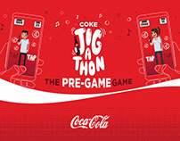 Coke Jigathon: THE PRE-GAME GAME