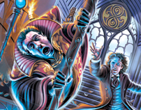 Doctor Who Illustrations, 2