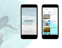 OASIS mobile APP and animation