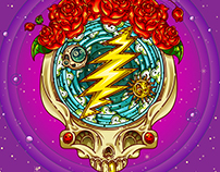 GRATEFUL DEAD_Tribute Animation