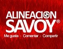 EJECUCIÓN DIGITAL: Savoy - Alineación Savoy / NESTLÉ
