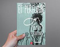 """Portada ilustrada para """"El Perfume"""""""
