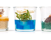 """""""Rendez Vous"""" - Food Design Exhibition & photography"""