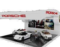 Prototipo de Stand Porsche