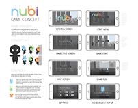 Nubi Game Concept