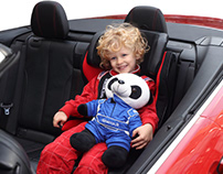 Baby car seat Sparco Kids SK700 ECE-R44 G. 1,2,3