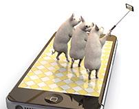 Smart (Phone) Living