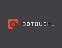 Dotouch logo design