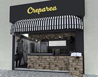 Creparea | 3D Visualization