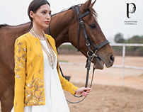 Spring Summer collection '18 for Prathyusha Garimella
