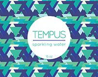 Tempus Sparkling Water