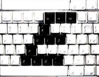 keyboard font