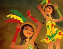 Andean culture festivals