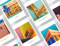 Architectural Illustrations for PACE