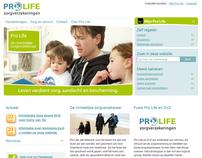 Pro Life Huisstijl vernieuwing