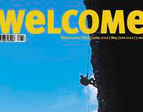 revista WELCOME