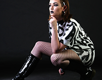 #TRENDWHORE 'GRUNGE GLAMOUR' SHOOT, discussion article.