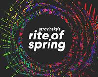Stravinsky's Rite of Spring, BSO 2017-18