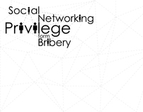 Social Networking Privilege from Bribery