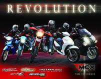 MCX Motor Phils. Inc. Advertising Campaign