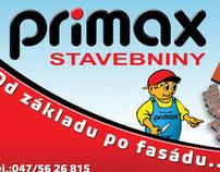 PRIMAX Stavebniny