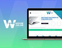 WareHouse Online