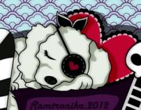 Charuca fan-art contest.my entry