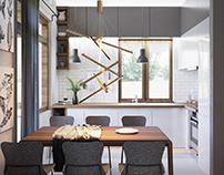G/W kitchen interior