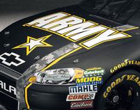 U.S. Army NASCAR 2012