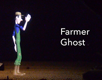 Farmer Ghost - MOME 306 Projection Mapping Final