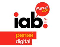 Aplicación oficial IAB Forum 2011