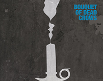 Bouquet of Dead Crows single sleeve for 'FFOS'