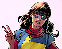 Miss Marvel - Kamala